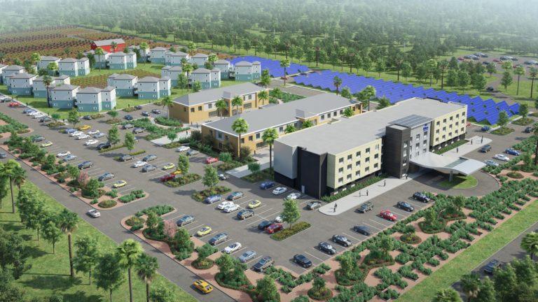 UVI RTPark Hopes to Build Tech Village on Agricultural Land