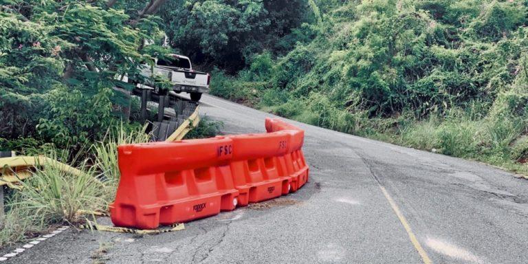 Mafolie Road Repairs Are Just Around the Corner