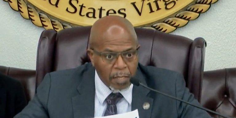 Legislation Honors Four Men for Contributions to V.I.