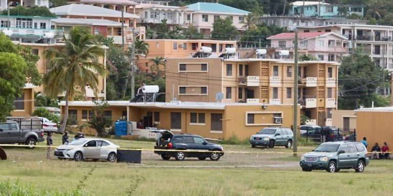 Police Investigate Sunday Afternoon Shootings, One on STT, One on STX