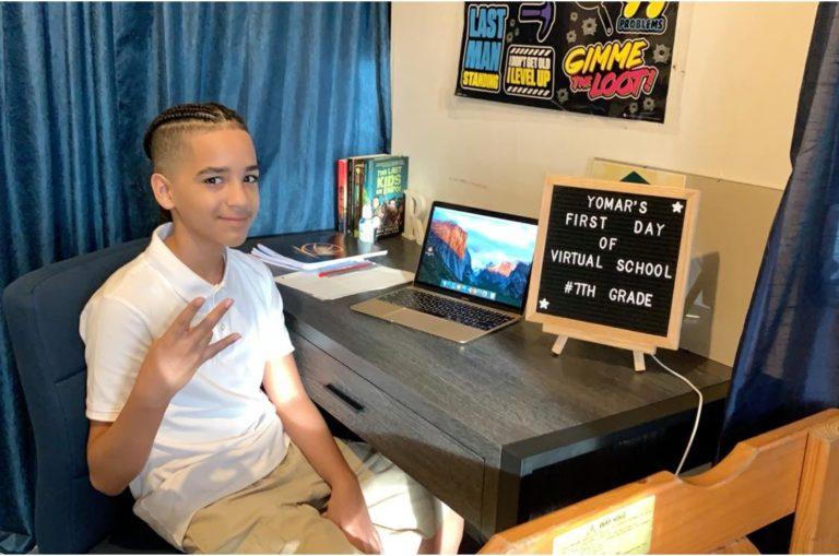 Back to School: First Week of Virtual Classes Begins