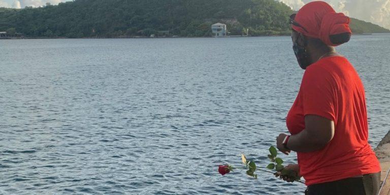 Waterfront Gathering Mourns USVI's 2020 Murder Victims