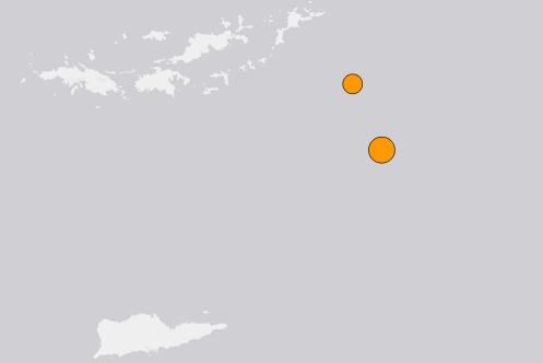 5.3 Magnitude Earthquake Shakes Territory