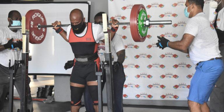 USVI Powerlifting Hosts 2020 Robert Massey Classic