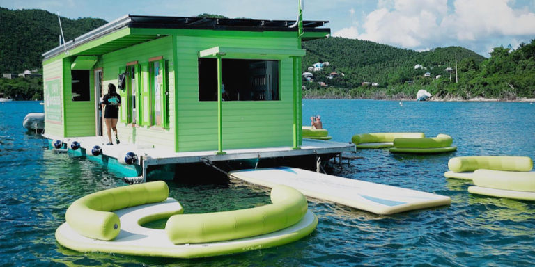 Still Afloat – Lime Out Reopens in Coral Bay