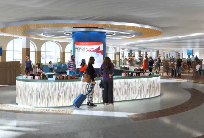 Ceremony Kicks Off Phase One of Rohlsen Airport Terminal Expansion