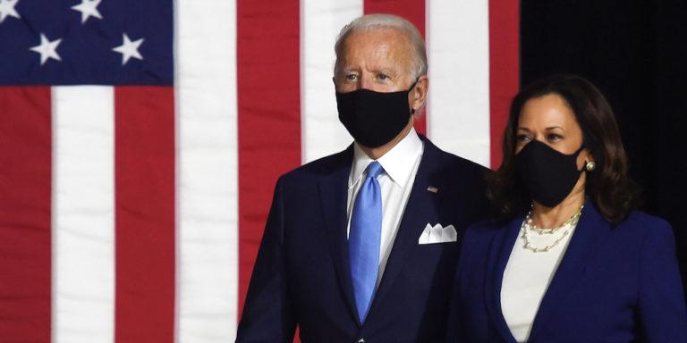 Gov. Bryan Congratulates Biden, Harris on Victory