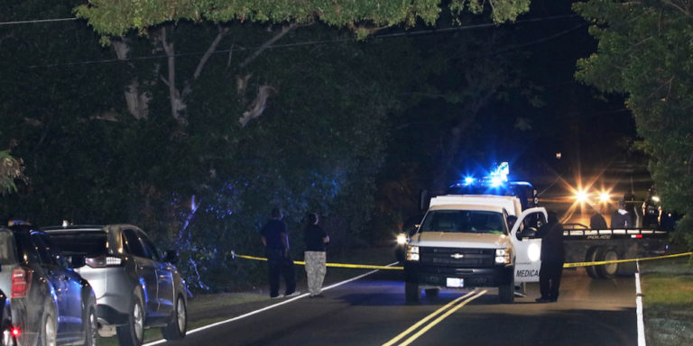 One Dead, One Injured in STX Shooting