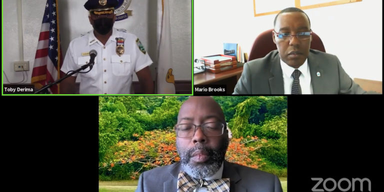 VIPD Urges Community to Come Forward, Help Stem Tide of Violence