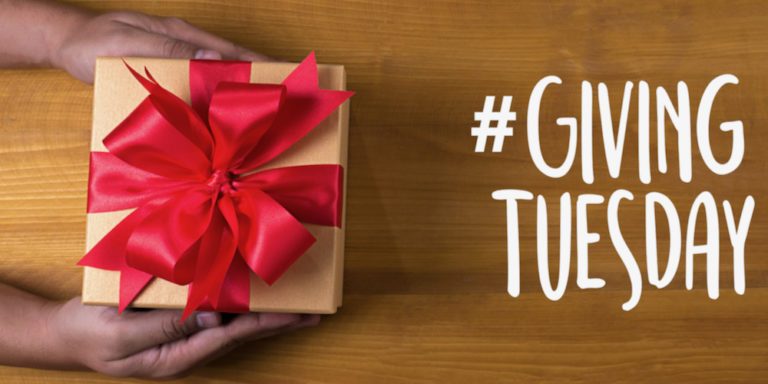 Donating Locally for Giving Tuesday