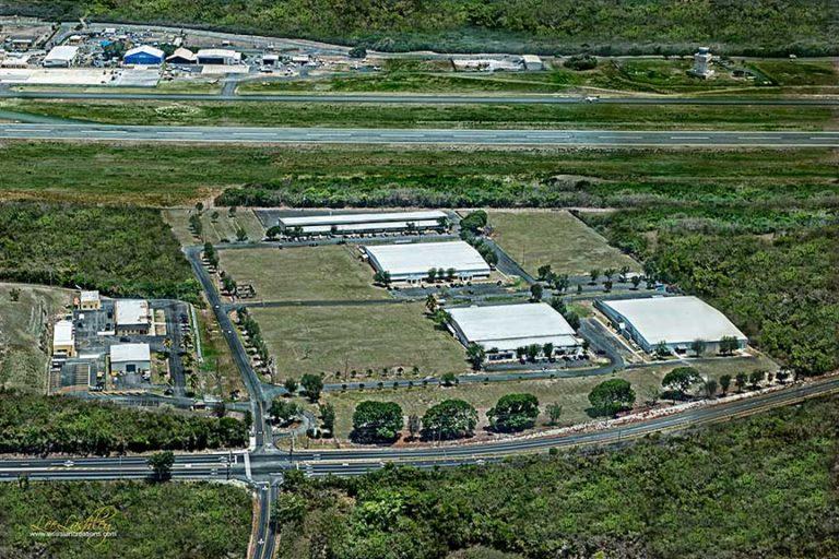 COVID-19 Test Maker, Hemp Grower Seek Industrial Park Leases