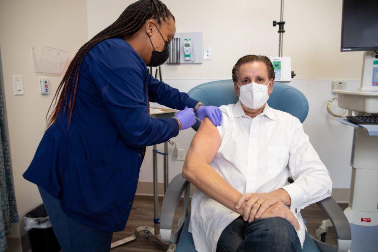 FEMA Bringing $2.5 Million to Help USVI With COVID-19 Vaccination Costs
