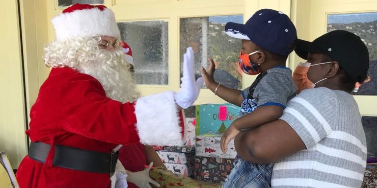 Residents, Businesses, and Non-Profits Join for Children's Toy Drive