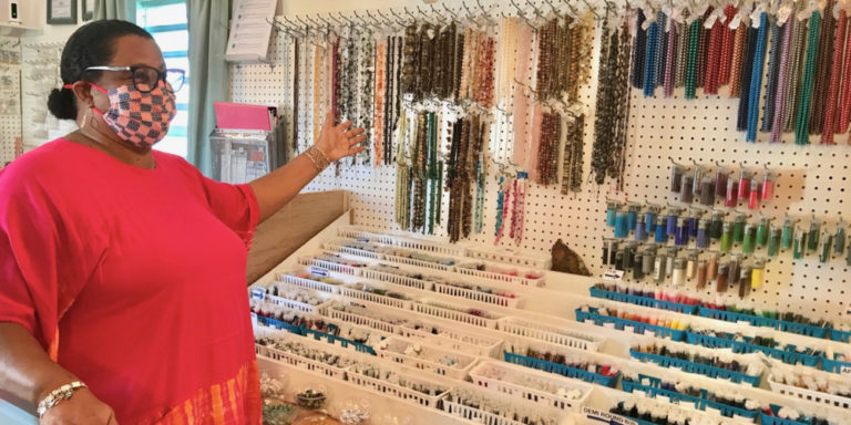 Bead on a Wire Offers Private Classes with COVID Restrictions