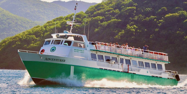 Fast Ferry Native Son Joins the Island-Hopping Options Between STT and STX