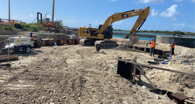Gordon Finch Cargo Terminal and Molasses Pier Expected to be Completed by Summer