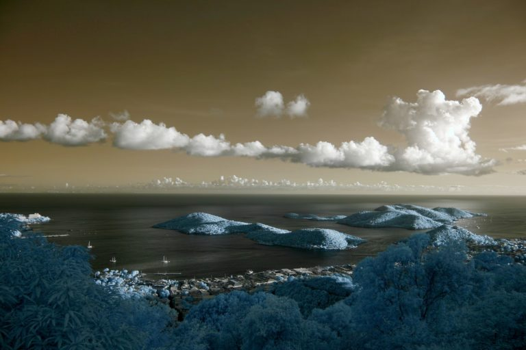 'Virgin Islands Infrared – Photography by Jared Shomo' Exhibit Opens Saturday at 81C Gallery