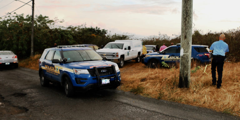 Man Shot to Death in Campo Rico