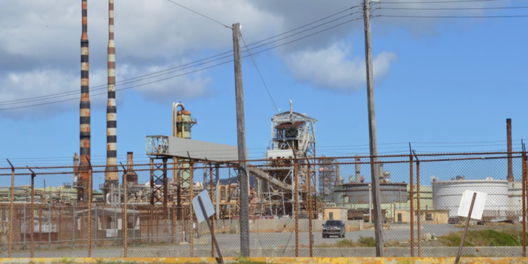 EPA Says Limetree Bay Emissions Continue After Shutdown