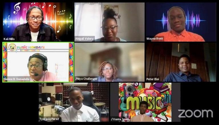 'Music Mondays' Features Future Virgin Islands Musicians