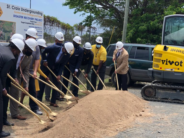 WAPA Ready to Begin Underground Projects on St. Croix