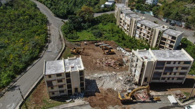 FEMA Obligates $61 Million to Housing Authority to Restore Public Housing