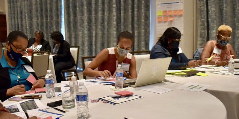 Women's Think-Tank Looks at Barriers to Community Problem Solving
