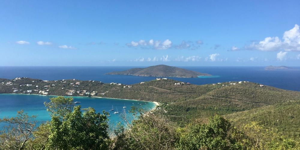 NOAA Report Declares Severe Drought for U.S. Virgin Islands