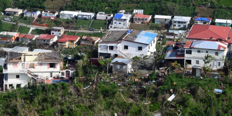 Men Detail Ordeal of Working on STT Hurricane Recovery Program