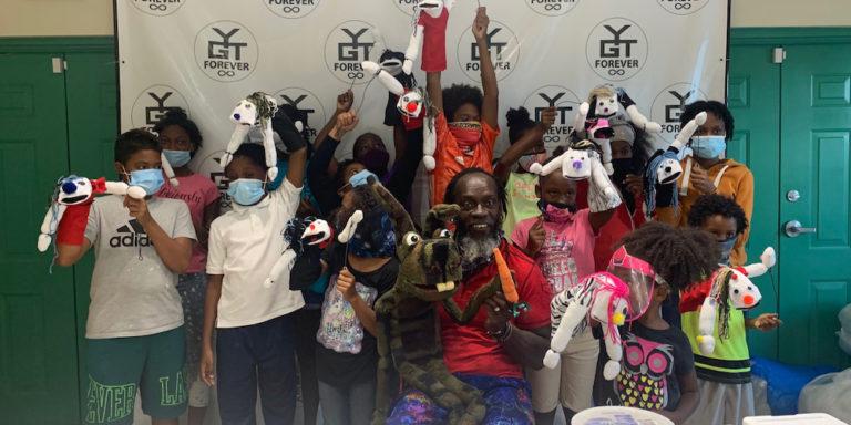 Mon Bijou Community Group Focuses Energy on Kids