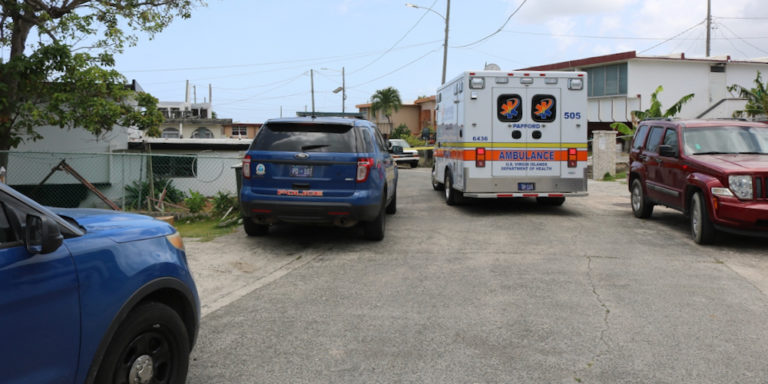 One Killed, Two Wounded in Midday Shooting on STX