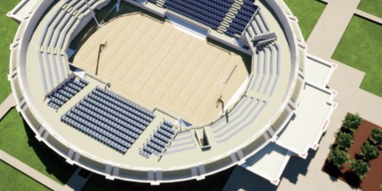 Proposed STT Sports Facilities Gaining Momentum as F'sted Stadium Languishes