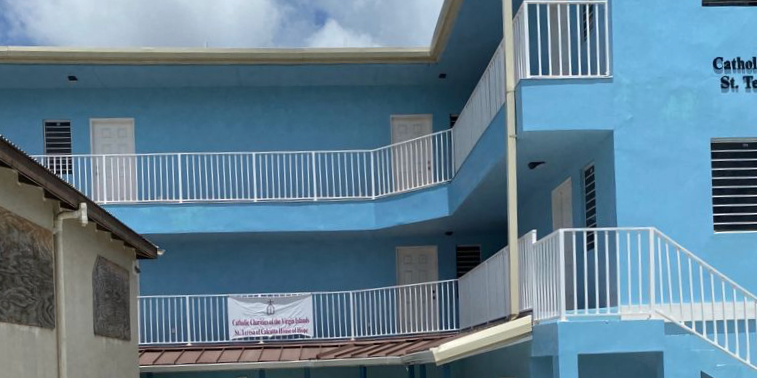 Catholic Charities Shepherds Housing Capital Projects on Three Islands