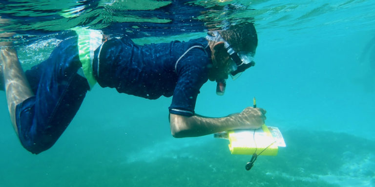 Forbes Receives $25,000 Fellowship for Youth Ocean Explorers