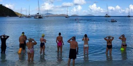 Close to 300 Expected for COVID-Safe Beach 2 Beach Race on STJ