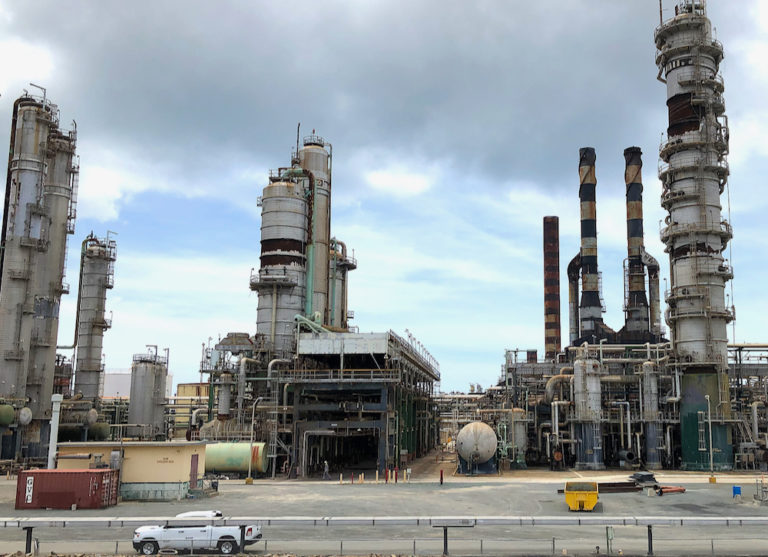 Limetree Protests EPA Shutdown, Calls Order Unlawful