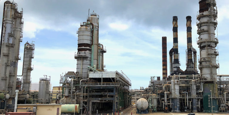 Residents Speak out at Virtual Town Hall on Limetree Refinery