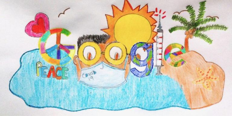 STX 4th Grader Armani Harvey Wins Spot in Doodle for Google Contest