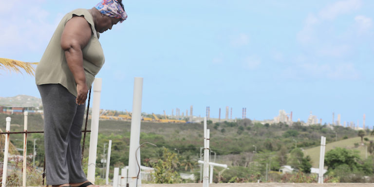 Limetree Promises to Help Crucians Still Affected by Oil Spray