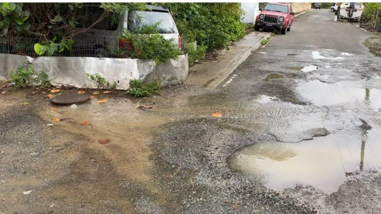 Pond Mouth Residents Suffering from Overflowing Sewage Once Again
