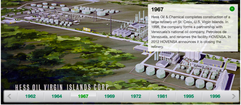 Crude Prosperity: Hess Oil on St. Croix (Part Six)