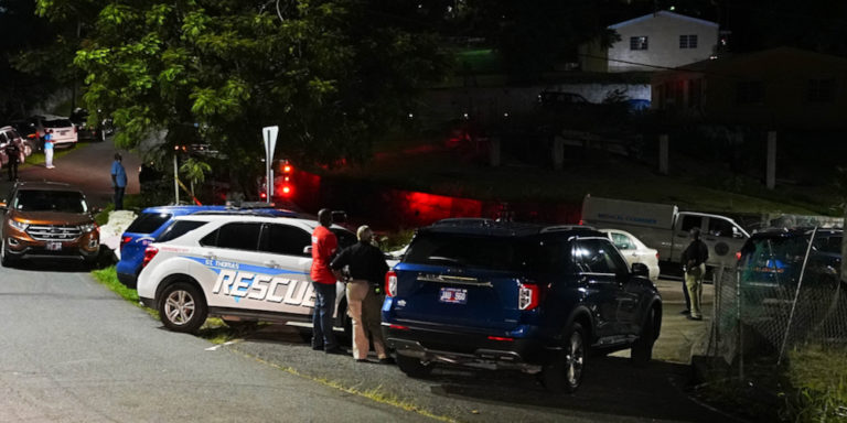 Police Identify Two of Three Friday Homicide Victims