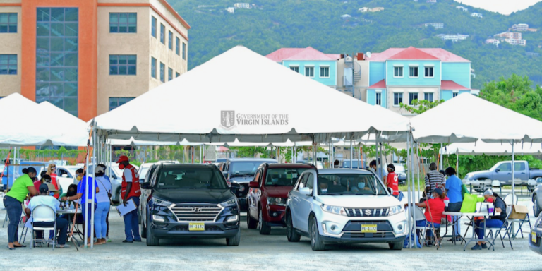 BVI Records 3 COVID Deaths in One Day as Outbreak Continues