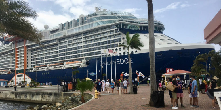 CDC Advises Territory on Cruise Ship Guidelines