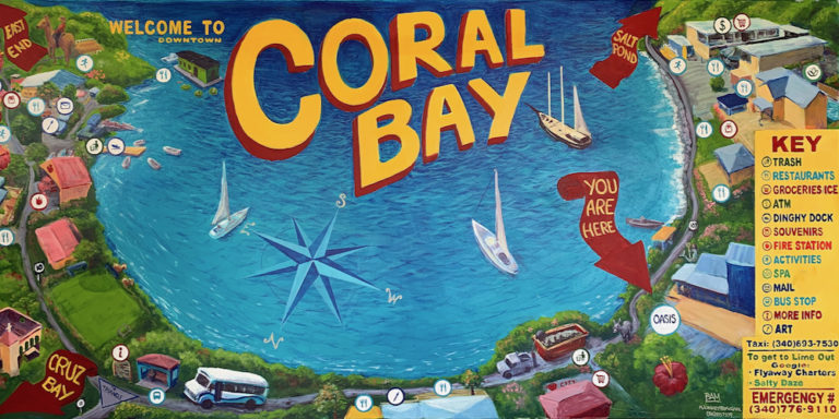 Bryan McKinney's Murals Are Popping Up Around St. John