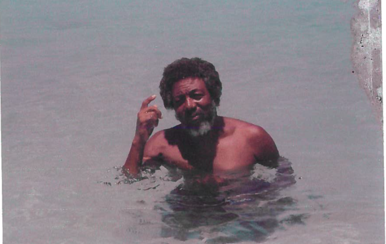 The Man Who Swam to St. John to Celebrate Emancipation of Every Kind