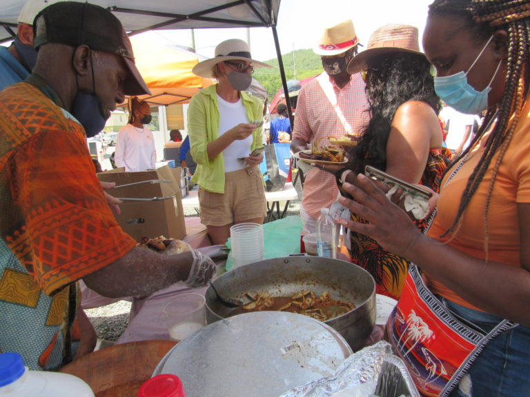 In Photos: St. John Food Fair Serves Up Favorites and Culture