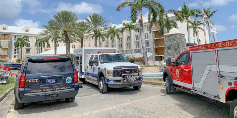 Man Dies in Forklift Accident at STT Resort *Update*
