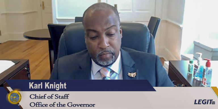 New Initiatives Bump Up Governor's  Proposed Budget Request