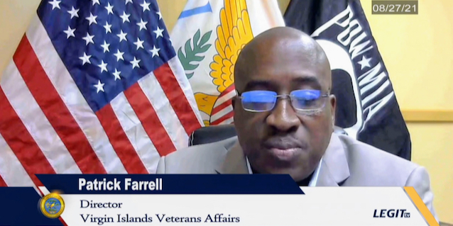 Veterans Affairs Awaits Funding for Cemetery on St. Croix